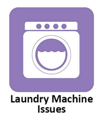 Laundry Machine Issues