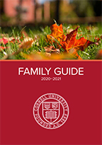 Family Guide 2020 publication cover