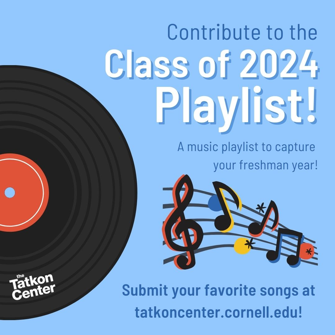 Class of 2024 Playlist