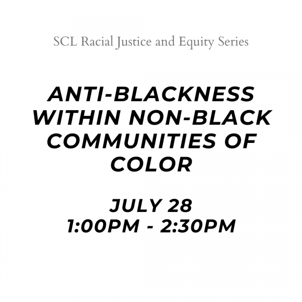 Anti-blackness within non-black communities of color
